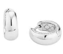 Creolen für, Sterling Silber 925