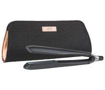 1 Stück  Black Copper Luxe Platinum Styler Gift Set Haarglätter