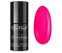 UV Farblack Nagel-Make-up Nagellack 7.2 ml Rosegold