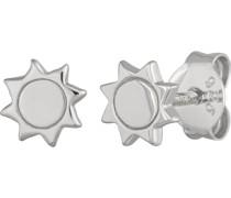 -Ohrstecker 925er Silber Gold 32013992