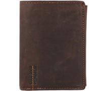 Westcoast Geldbörse RFID Leder 9,5 cm Portemonnaies Braun