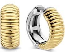 -Creolen 925er Silber Gold 32016989
