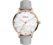-Uhren Analog Quarz One Size Kunstleder 87425126