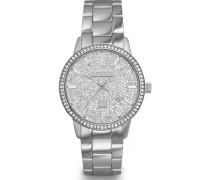 -Uhren Analog Quarz Rosé 32001876