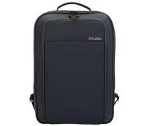 Business Backpack Rucksack Leder 43 cm