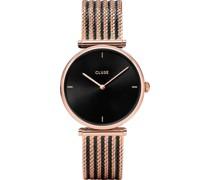 -Uhren Analog Quarz Bicolor 32011686