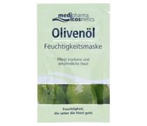 Olivenöl Feuchtigkeitsmaske