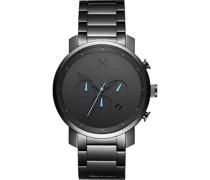 -Uhren Analog Quarz Grau 32002095