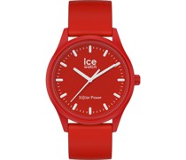 Uhren Analog Quarz Rot 32013094