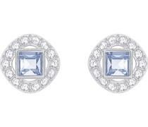 -Ohrstecker Metall/Kristall Kristalle One Size 87324575