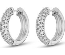 -Creolen 925er Silber 54 Zirkonia One Size 87996271