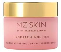 Hydrate & Nourish Age Defence Retinol Day Moisturiser Anti-Aging-Gesichtspflege 50.0 ml