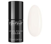 UV Farblack Nagel-Make-up Nagellack 7.2 ml Weiss
