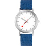 Unisex-Uhren Analog Quarz Schwarz 32015955
