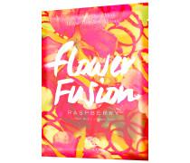 Flower Fusion™ Hydrating sheet mask – Raspberry Maske
