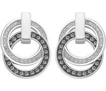Silver-Ohrstecker 925er Silber 54 Zirkonia 32001421