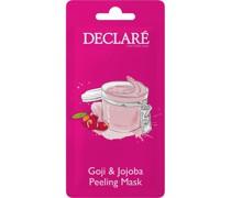Goji & Jojoba Peeling Mask Gesichtsmasken 50.0 ml