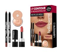 Nude Lip Contour and Highlighting Kit Make-up Set