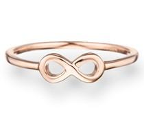 Ring Infinity Sterling Silber roségold Ringe