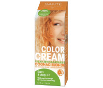 150 ml Cognac Blonde Color Cream Pflanzenhaarfarbe