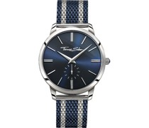 -Uhren Analog Quarz One Size Edelstahl 87041298