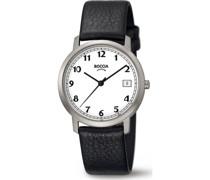Boccia-Uhren Analog Quarz One Size 88009967
