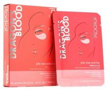 Gesicht Pflege Augenpflegemaske