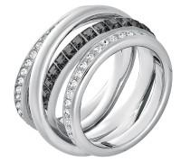 -Damenring Metall Kristalle 50 32004202
