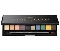 7 g Gold Color Riche La Palette Lidschattenpalette