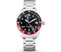 Unisex-Uhren Analog Quarz Blau 32013964