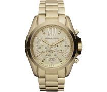 -Uhren Rund Analog Quarz One Size Edelstahl 85773828