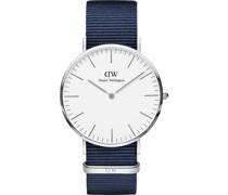 -Uhren Analog Quarz One Size Leder 87507823