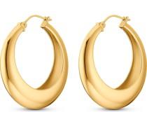 -Creolen 925er Silber One Size 88053877