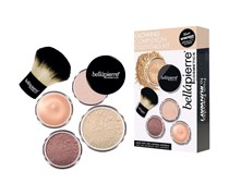 1 Stück Fair Glowing Complexion Essentials Kit Make-up Set
