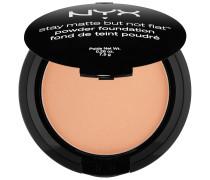 7.5 g Nr. 09 - Tan Stay Matte But Not Flat Powder Foundation