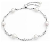-Armband 925er Silber 6 Süßwasser One Size 87774431