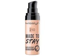 Nr. 210 Foundation 25.0 ml