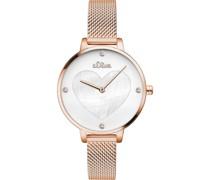 -Uhren Analog Quarz One Size 87425151