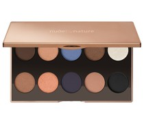 Paletten Augen-Make-up Lidschatten Clean Beauty