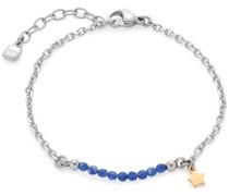 -Armband Edelstahl Glasstein One Size 88138856