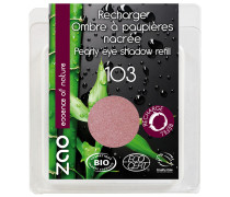 3 g  103 - Old Pink Refill Pearly Eye Shadow Lidschatten