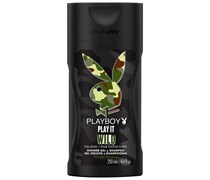 250 ml Play It Wild men Duschgel