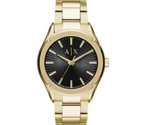 -Uhren Quarz One Size Edelstahl 87756734