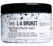 450 g No.65 Bath Salt Mint Badesalz