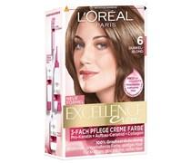 172 ml  Nr. 6 - Dunkelblond Creme Color Haarfarbe