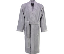 Bademantel Kimono 800 graphit - 73