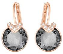 -Ohrhänger Metall/Kristall Kristalle One Size 87324842