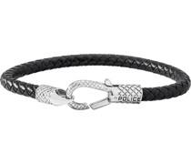 -Armband NILAND Edelstahl Schwarz 32011932