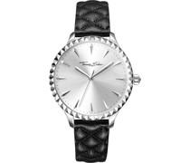 -Uhren Analog Quarz One Size Leder 87466744