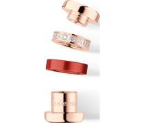 -Charm Edelstahl/Aluminium Rot 32012020